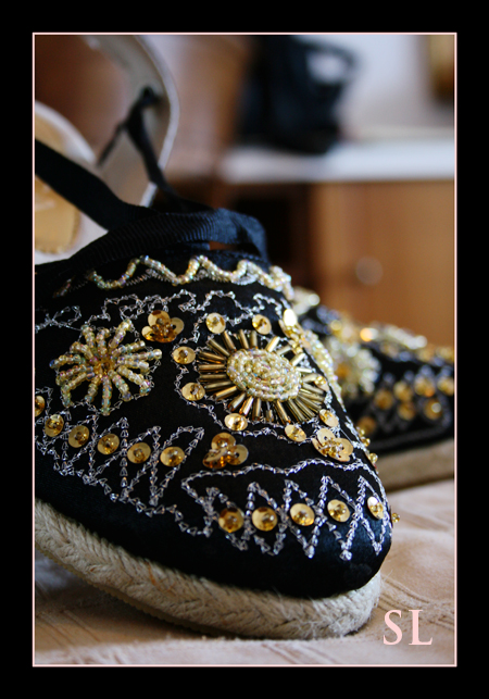 Espadrilles from Greece