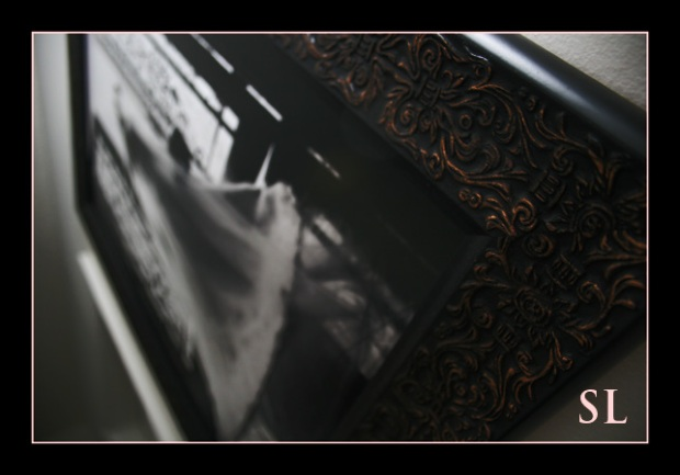 Bridal Portrait Frame