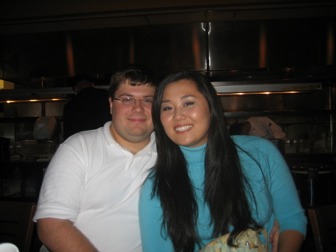 Gary and Sue-Leigh