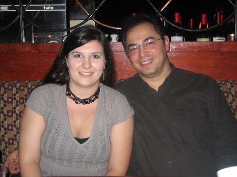 Jennifer and Ross