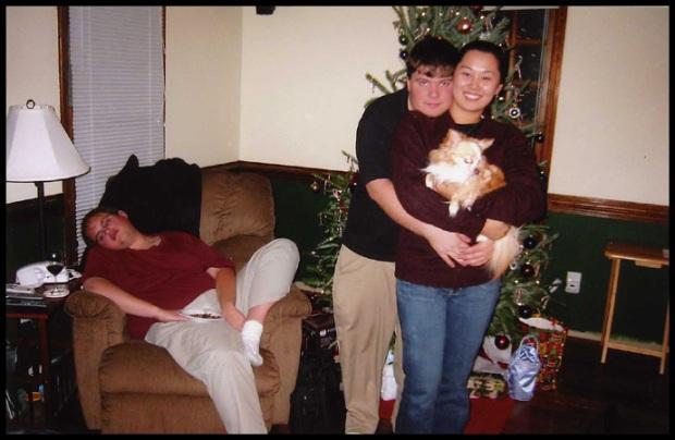 Erich, Gary, Sue-Leigh